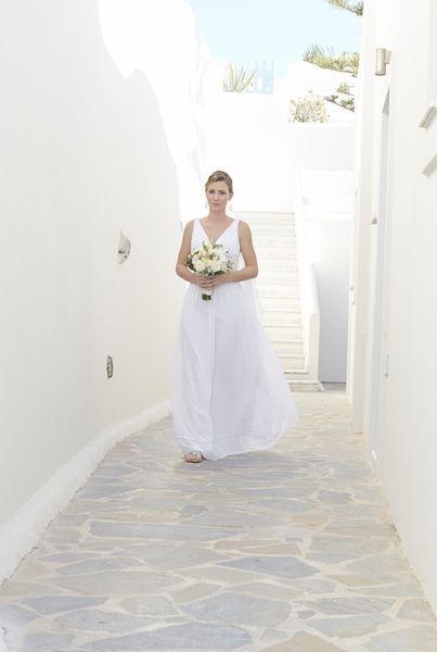 Bridal Wear, Greece, All White, Beauty, Photography, Details, Happy, In Love, Santorini Weddings