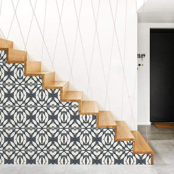 You Can Be As Creative As You Like When Applying Our Wallpapers Cover An Entire Wall A Column Or A Pi Tile Wallpaper Wall Tiles Living Room Living Room Tiles