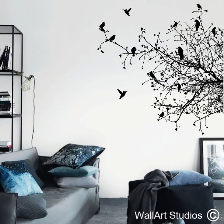 297 Best Wall Art Stickers And Vinyl Decals Images On Pinterest