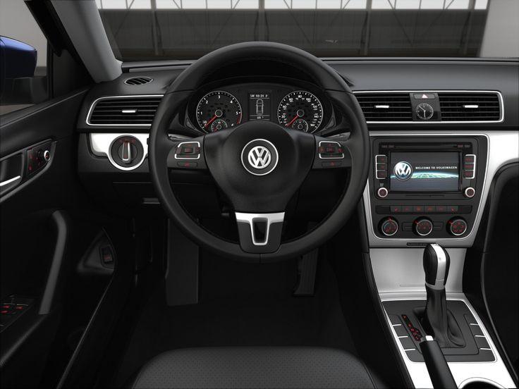2015 VW Passat TDI SE Sunroof Trim Features   Volkswagen