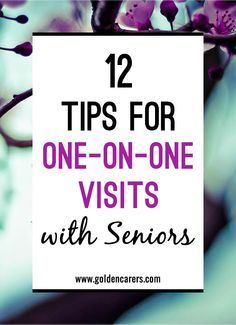 It is not uncommon for seniors living in assisted-living facilities to lack mental stimulation and social contact.  Recreation Therapists often use one-on-one visits to respond to the needs of those who avoid social settings. There are many enjoyable games and activities that can keep minds and bodies strong and active.
