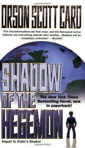 Shadow of the Hegemon (The Shadow Series) by Orson Scott Card #teens #