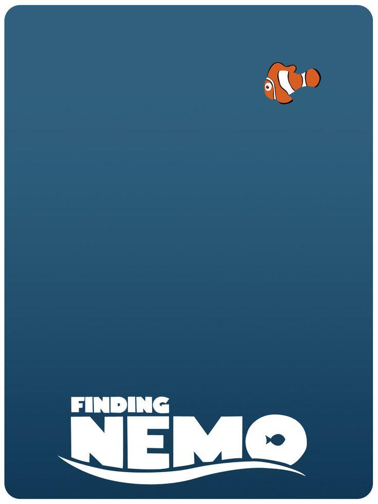 Finding Nemo Poster by Citron--Vert.deviantart.com on @DeviantArt