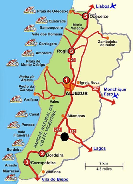 Mansion - Aljezur - HomeAway Monte Ruivo