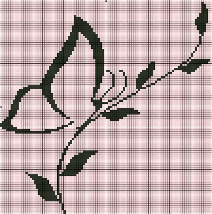 Mariposa en rama