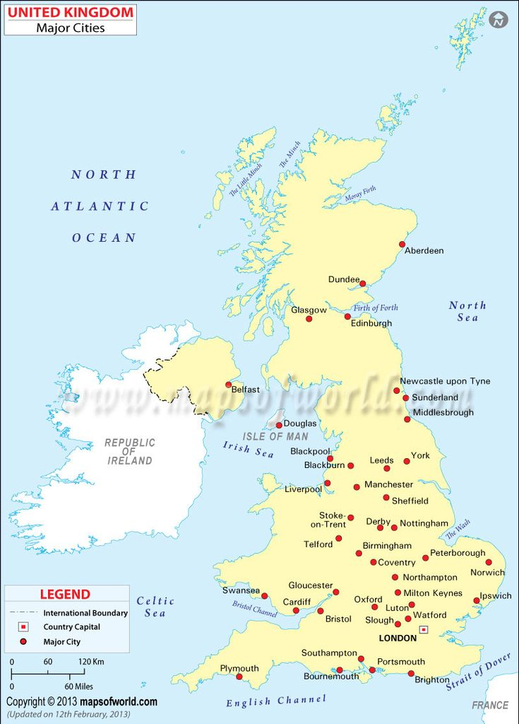78 Best Uk Maps Images On Pinterest Map England And: Map Uk Great Britain At Infoasik.co