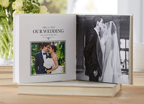 Wedding Guest Book Cover Design : Tell your love story with shutterfly wedding photo books