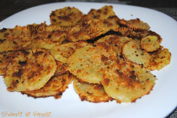 patate sabbiose ricetta al forno veloce
