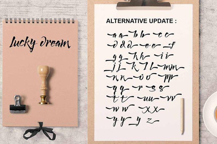 Lucky Dream (Update)+ Extras by putra_khan on @creativemarket