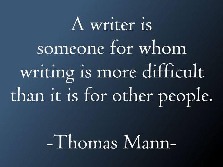 The Unbearable Pathos of Thomas Mann