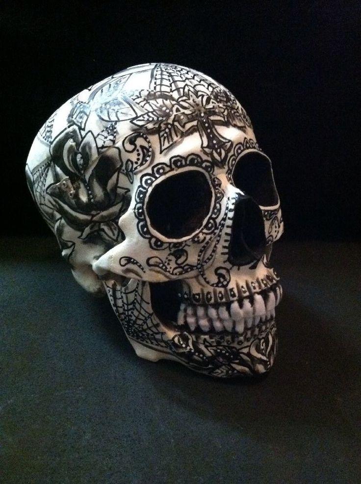 Human Jaw Tattoo: Pin On Artwork I Love
