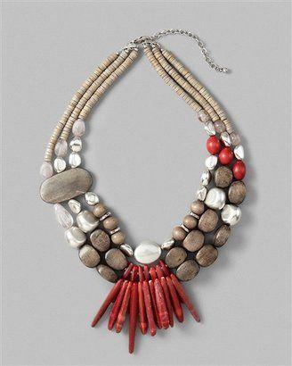 ShopStyle: Tempest Statement Necklace