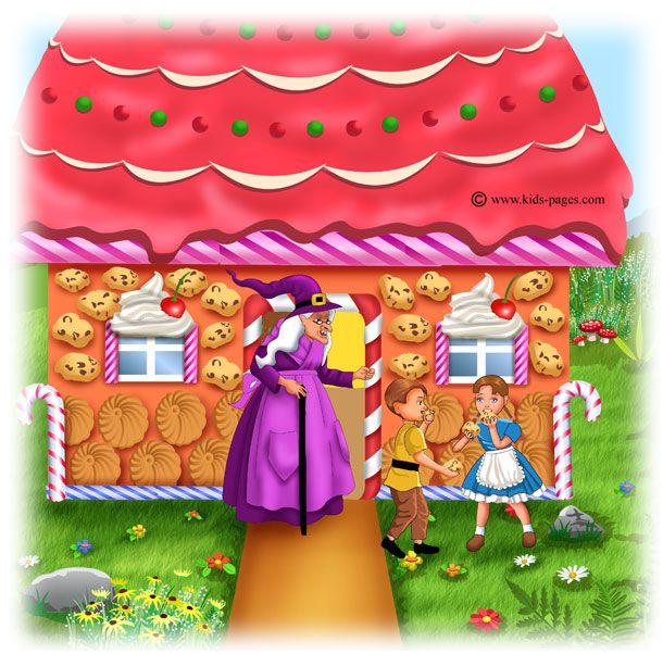 Hansel and Gretel 5
