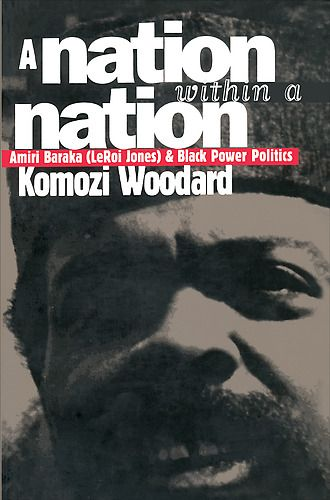 """Komozi Woodard, longtime comrade and friend of Amiri Baraka, joins a discussion on Democracy Now! honoring of the legendary poet, playwright and political organizer who died at the age of 79. Woodard's book, """"A Nation Within a Nation: Amiri Baraka and Black Power Politics,"""" examines Amiri Baraka's cultural approach to Black Power politics and explores his role in the spread of black nationalism in the urban centers of the late 20th-century America."""