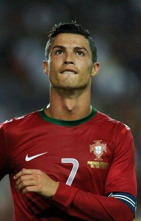 Portugal's pride - Christiano Ronaldo