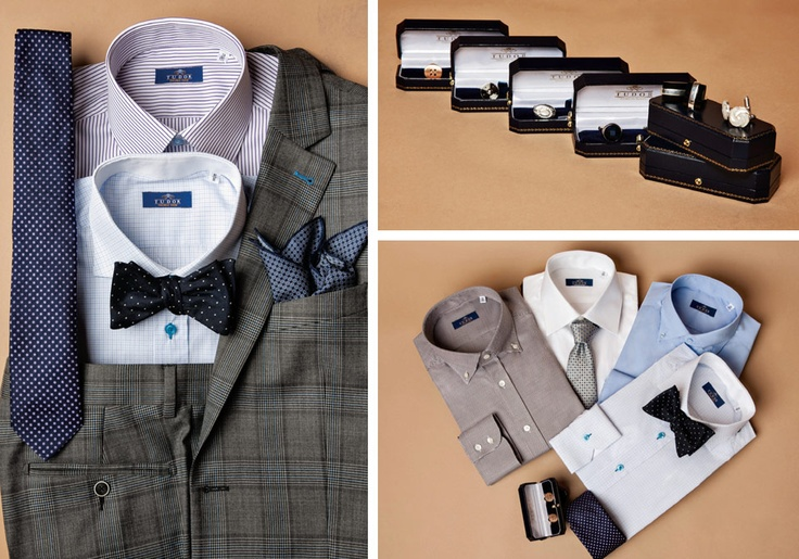 Shirts, Cufflinks and more