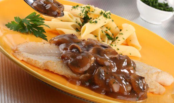 Filete de pescado a la meuniére #CuidarseEsDisfrutar