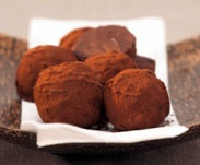 DAGOBA Chocolate Truffles