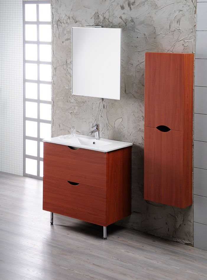 Koupelnový nábytek pro všechny generace.