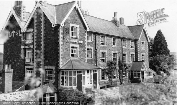 """Mr van Beek didn't move. 'It's a lovely evening,' he observed. 'I know of a nice place at Dulverton where we could have dinner. . . they drew up outside the Carnavon Arms. . . "" The Carnarvon Arms hotel, which was quite well known apparently, has been converted into apartments."
