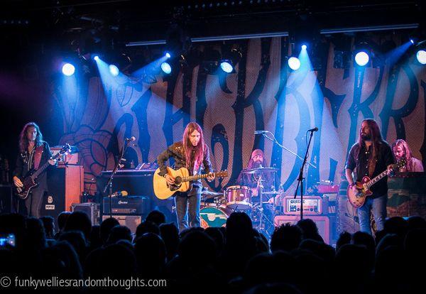 Blackberry Smoke | Fire In The Hole Tour 2014 | Die Kantine – Koeln