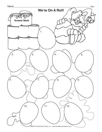 Drawing 3d Shapes Worksheets Pdf  Best Easter Images On Pinterest  Easter Ideas Easter Crafts  Units And Tens Worksheets Excel with Caligraphy Worksheets Excel Program This Easter Worksheet For The Skill Of Your Choice Add A Color  Code And Beach Body Beast Worksheets Pdf