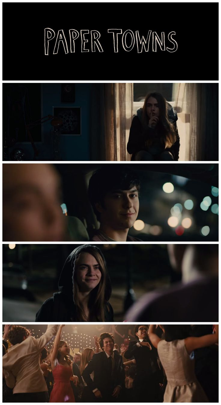 "The ""Paper Towns"" trailer is here! Can we just see the movie now, please?"