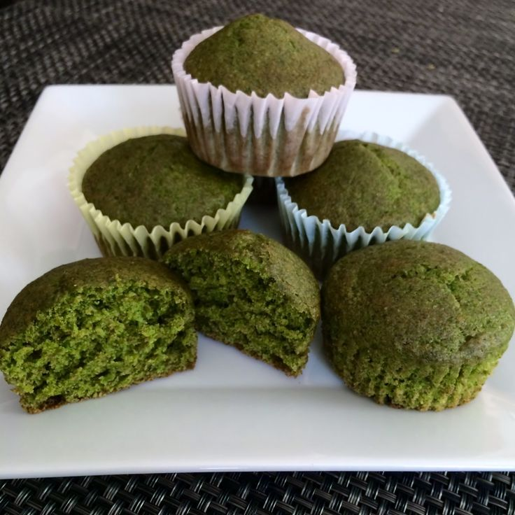 Who would have thought that these nutrient-filled green Popeye Muffins could taste so good? With a little help from the mashed banana and cinnamon, you won't even taste the spinach. Your kids will never know- genius!
