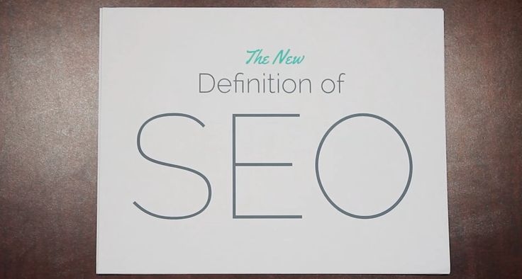 [VIDEO] The New Definition of SEO