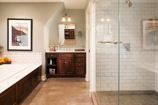Traditional Bathroom Minneapolis And Cottage Style On Pinterest