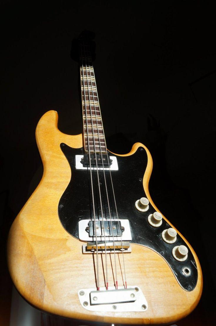Höfner Bassgitarre Bass 1965
