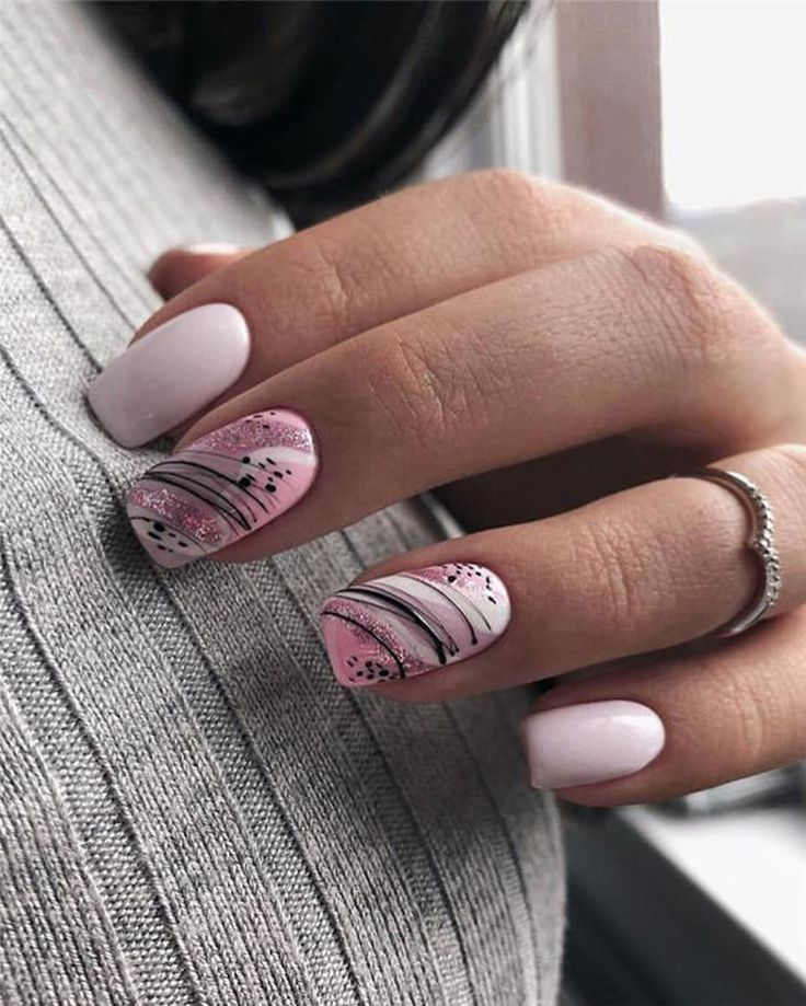 Summer Nail Color Designs Ideas for Exceptional Look 2019 – Beautiful Nails – Nagel