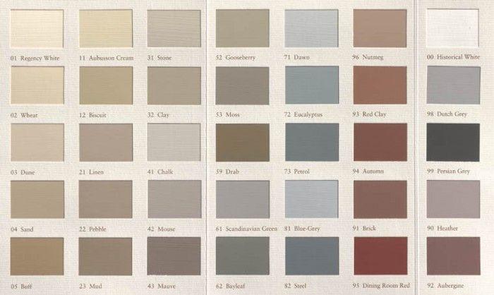 tinten taupe: 02 Wheat als kleur voor de muur 22 Pebble als kleur voor de wandkast/radiatorombouw en planken / kussens voor de erkerbank Wit: plafond/ deuren / erkerbank/ ensuitedeur