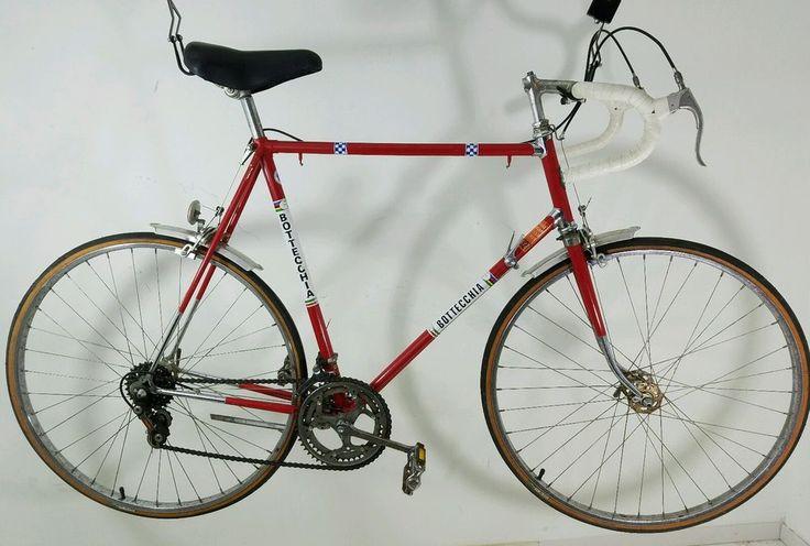 Bottechia Campione Del Mondo Carnielli MenS road Bike 64cm Italy Chrome Lugs #Bottecchia