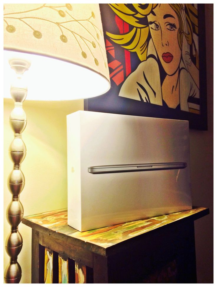 My new masterpiece purchase. I call her Lady Mac.