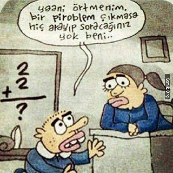 Öğretmen ve öğrenci ilişkisi
