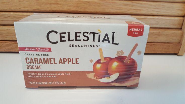 celestial caramel apple tea | Celestial Seasonings Caramel Apple Dream Tea
