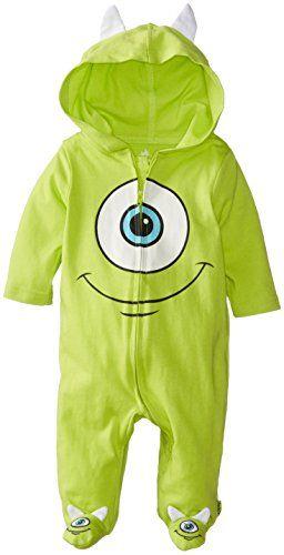 Disney Baby Boys Newborn Monster Inc. Coverall, Green, 6-9 Months Disney http://www.amazon.com/dp/B00KCX3A34/ref=cm_sw_r_pi_dp_VAo.tb16R44A0