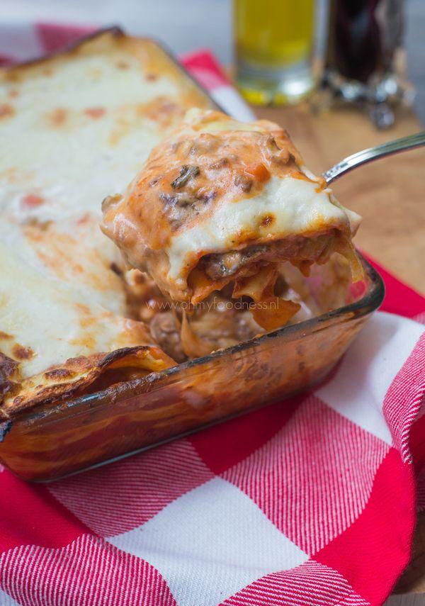 De Lasagne die het boek niet haalt - OhMyFoodness