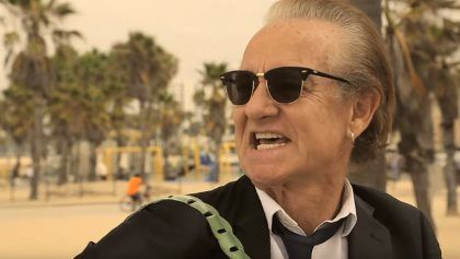 Graham Bonnet, of Rainbow, Alcatrazz and the Michael Schenker Band