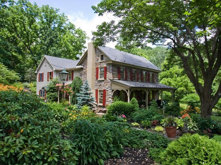 Omg I Am So In Love With This Historic Stone Farmhouse
