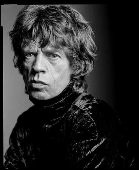 Mick Jagger by Mark Seliger  Famous Leo - July 26, 1943 - Mick Jagger - Musician