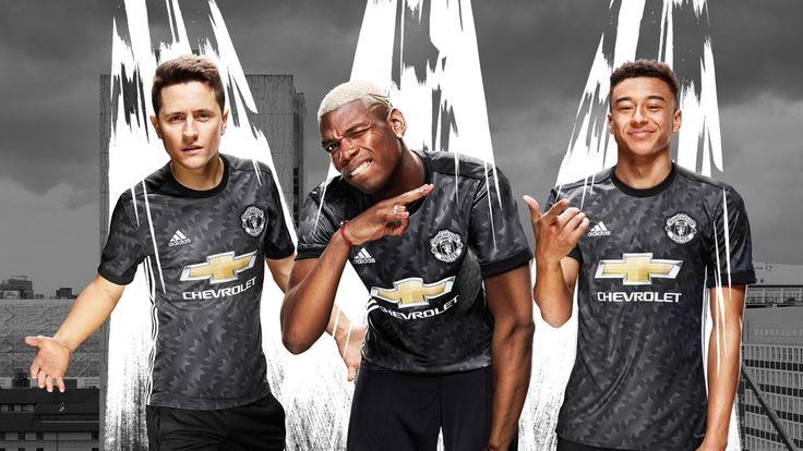 Adidas Reveals Manchester United Away Kit For 2017/2018 Season http://ift.tt/2qynBxl