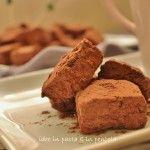 Marshmallow al cioccolato fondente | Idee in pasta & in pentola