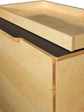 11 ply changing tray.. contemporary changing tables  $120.00 True modern