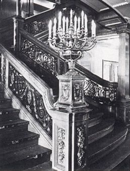 D Deck (Bottom Of The Grand Staircase)