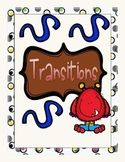 Writing: Types of Transition Words