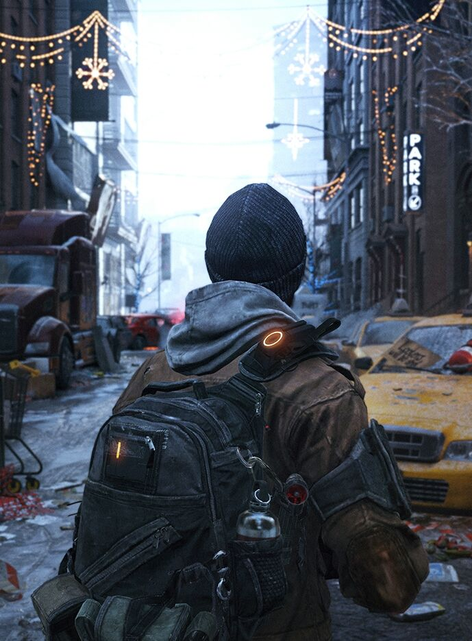 Ubisoft- The Division (in game)