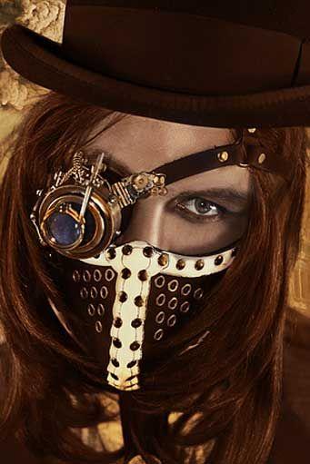 Steam punk fashion | Steampunk clothing, A Scrivener         (hey look it's Bucky)