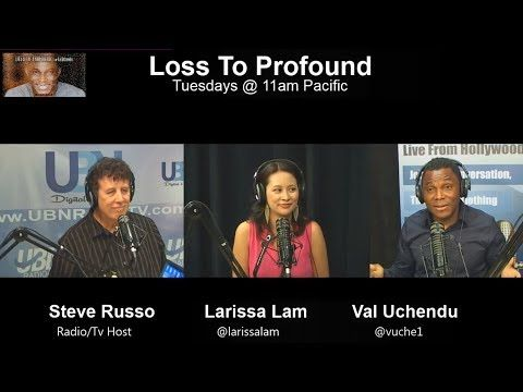 """Wave hello to this awesome video! 👋 """"Loss is NOT a Taboo Word"""" -  Episode 12 on Loss To Profound with Val Uch...  https://youtube.com/watch?v=30hvYMhZ70c"""